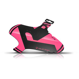 "rie:sel design kol:oss Front Mudguard 26-29"" Large pink"